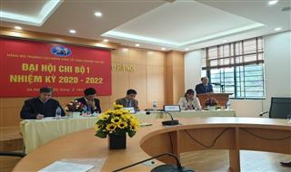 Hoàn thành đại hội điểm cấp chi bộ,  Tiến tới đại hội đảng bộ  Trường cao đẳng kinh tế công nghiệp hà nội Nhiệm kỳ 2020 - 2025