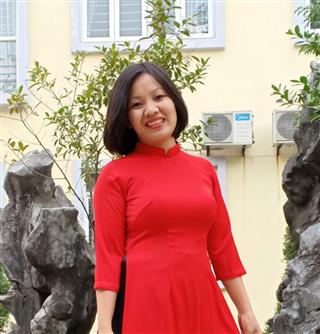 Ks. Vũ Thị Vân