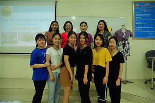 Hội thi tay nghề cấp trường năm 2019