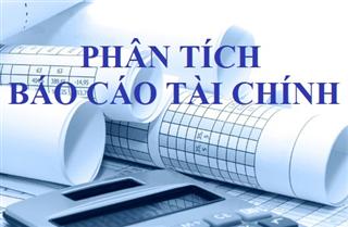 Tuyển sinh ngắn hạn_ Phân tích Báo cáo tài chính