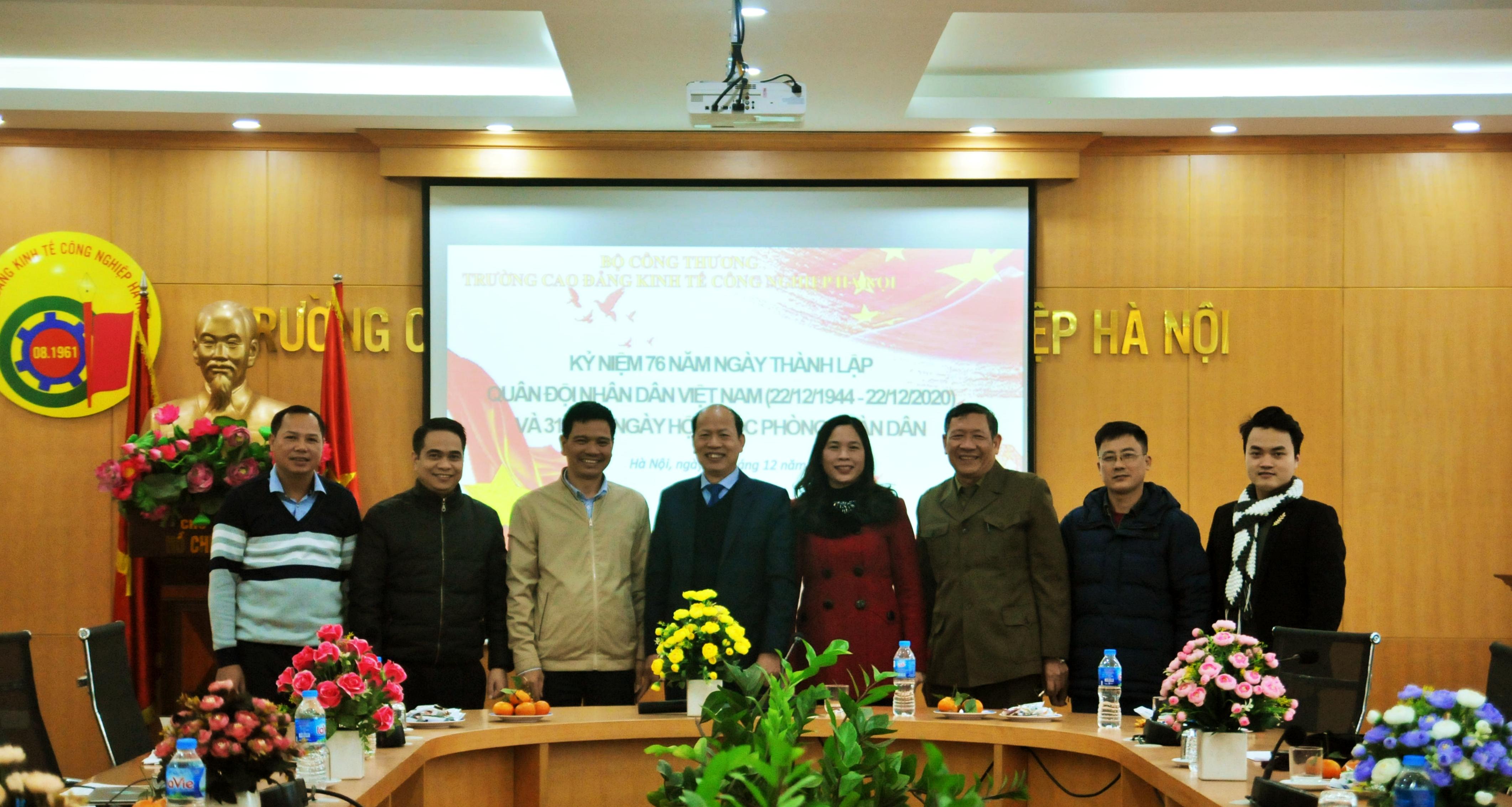 Gặp mặt các Cựu chiến binh, Cựu quân nhân nhân dịp kỷ niệm thành lập Quân đội Nhân dân Việt Nam