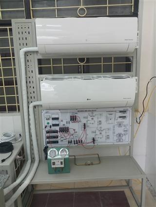 Chuẩn đầu ra nghề Kỹ thuật máy lạnh và điều hòa không khí trình độ cao đẳng