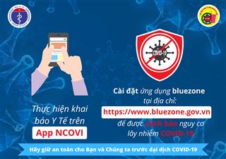 Trường Cao đẳng Kinh tế Công nghiệp Hà Nội triển khai thực hiên nghiêm túc các hướng dẫn phòng chống đại dịch Covid-19