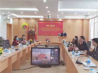 Hội nghị nghiên cứu, học tập, quán triệt, tuyên truyền      và triển khai thực hiện Nghị quyết Đại hội đại biểu toàn quốc lần thứ XIII của Đảng, 10 chương trình công tác của Thành ủy khóa XVII và các đề án của Đảng ủy Khối khóa III